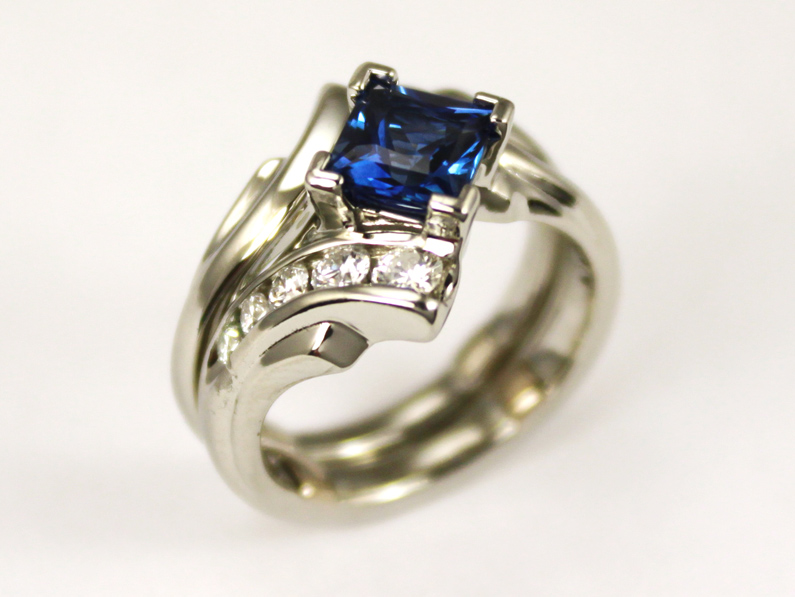 Gemstone Rings Collection